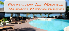 Formation Ostéopathique  Ile Maurice